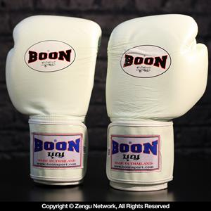 Boon Fight Gloves (white)